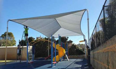 childcare shade sails Perth